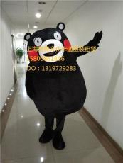 上海Kumamon卡通服裝出租熊本熊人偶服裝出