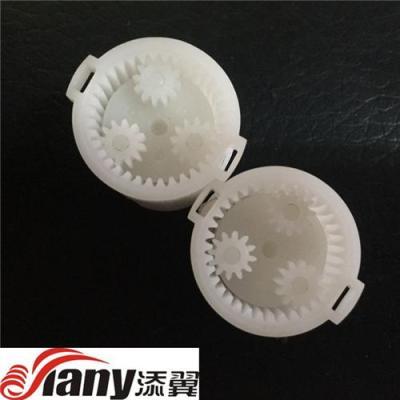 塑胶齿轮箱 传动齿轮配合好噪音小 齿轮