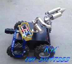 轮式灭火机器人 轮式自主移动机器人