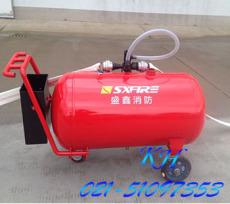 供应PY8/300半固定式 轻便式 泡沫灭火装置