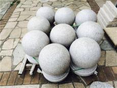 广州花岗岩石球批发 惠州花岗岩挡车圆球