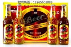 青岛劲派500ml大瓶啤酒