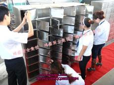 不銹鋼四門保潔柜 四門碗柜 食品廚 食品柜