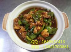 黃燜雞米飯的做法 學習正宗黃燜雞米飯配方