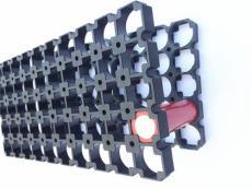 18650锂电池测试托盘生产厂家