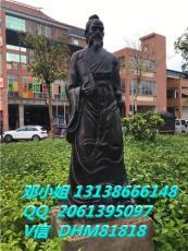玻璃鋼醫學家塑像李時珍采藥造型紀念館雕塑