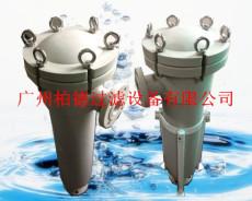 惠州PP塑料过滤器-PP塑料袋式过滤器厂家