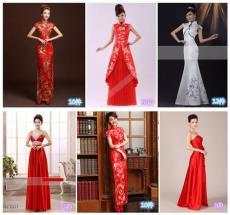 天津出租婚紗禮服出租服裝禮服