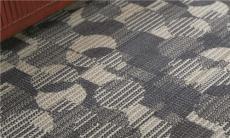 浙江办公室写字楼会议室健身房简约方块地毯