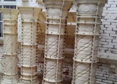 湖南长沙塑料花瓶柱模具
