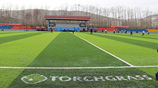 天津足球场建造的工序 如何安排施工足球场