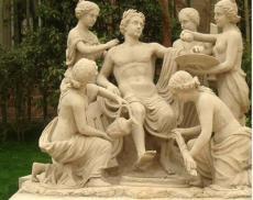 园林人物肖像雕塑 雕塑 远航雕塑艺术 查