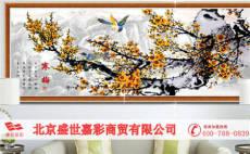 北京盛世嘉彩钻石画 让家居变得更加精致
