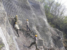 新疆边坡防护网
