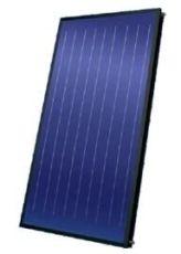 蓝膜太阳能集热器