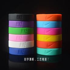 运动手环篮球手腕带 NIKE手环填色手环汗带