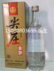 代理商2010年尖庄曲酒促销 10年尖庄酒价格
