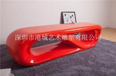 深圳玻璃钢休闲椅