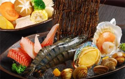 蟹状元海鲜大理包有舟山海鲜进口海鲜