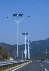 河南雙臂太陽能路燈 河南雙臂市電路燈