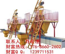 建筑节能墙材轻质墙板生产线引领行业发展