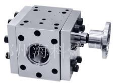 高精度熔体泵 透明材质专用泵 薄膜 板材