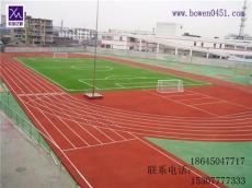 哈尔滨塑胶跑道生产厂家