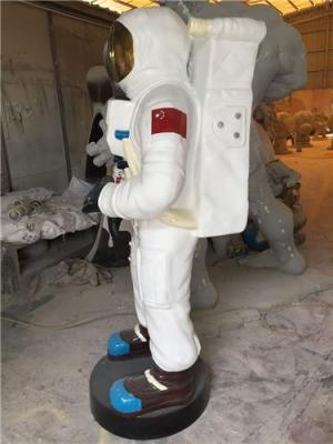 宇航员仿真雕塑 航天模型 影视科普展览道具