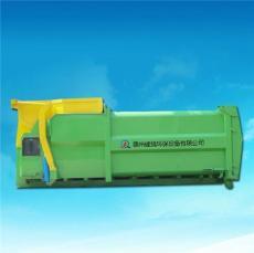 德州建強移動式垃圾壓縮設備