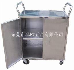 深圳不銹鋼手推車 304多層手推車東莞專業做