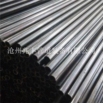 直徑25*1.5黑退鋼管可拉彎 25*25方管現貨