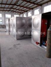 消防箱泵一体化水箱图集 不锈钢水箱